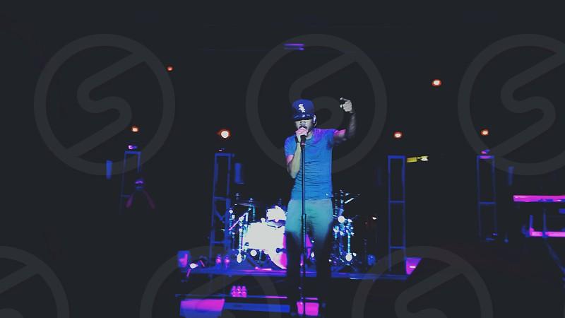 Chance The Rapper Concert photo