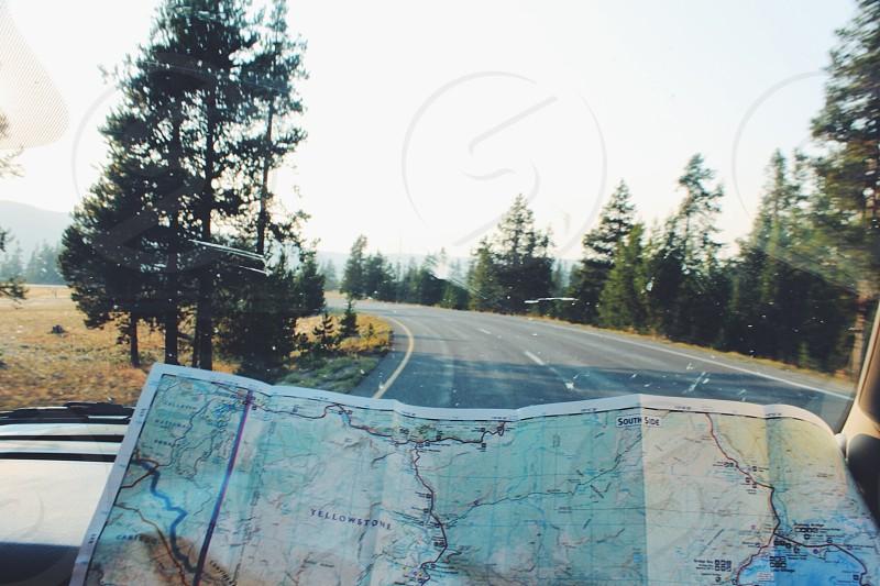 Yellowstone Nationalpark  photo