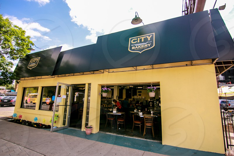 City Bakery. Denver Restaurant. Exterior photo