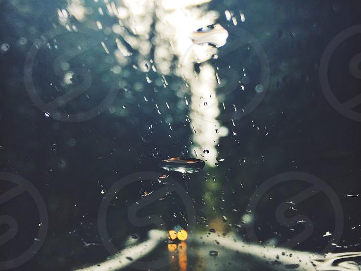 rainy day cruisin photo