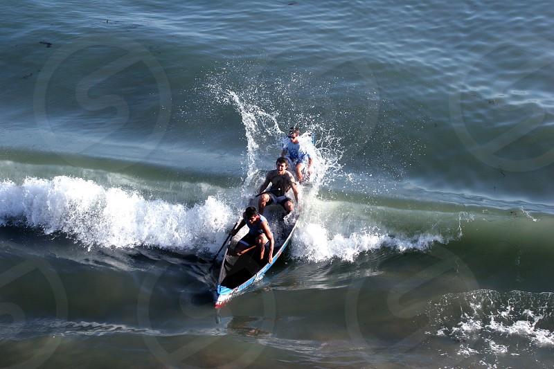 Isla Vista Canoeing  :) photo