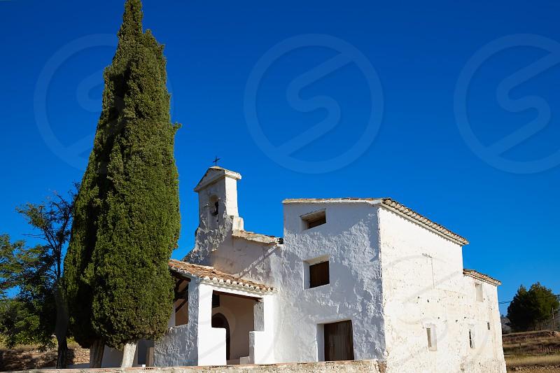 Ermita de Loreto chapel in Chelva at Valencia Spain photo