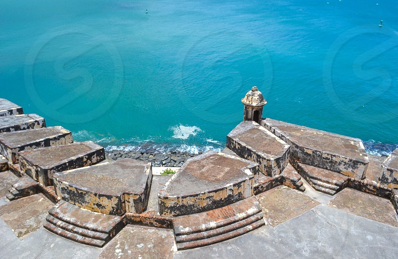 El Morro Old San Juan National Historic Park UNESCO World Heritage Site  photo