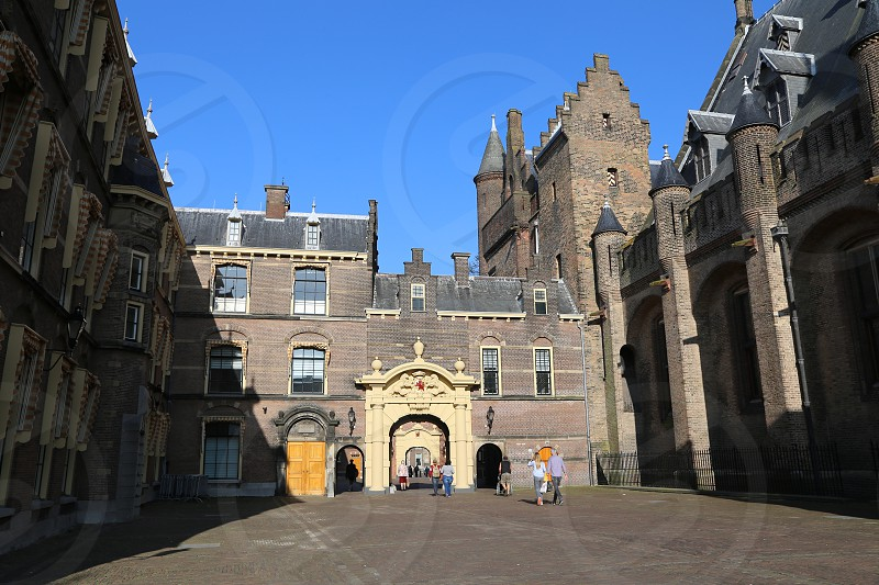 Binnenhof - The Hague photo