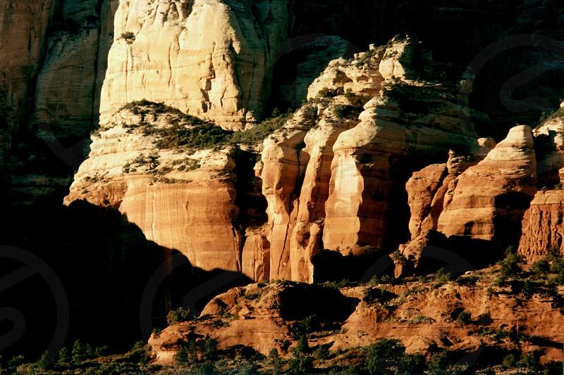 Red Rocks Sadona AZ USA photo