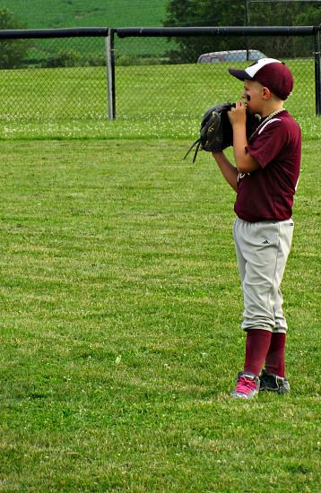 outfielder photo