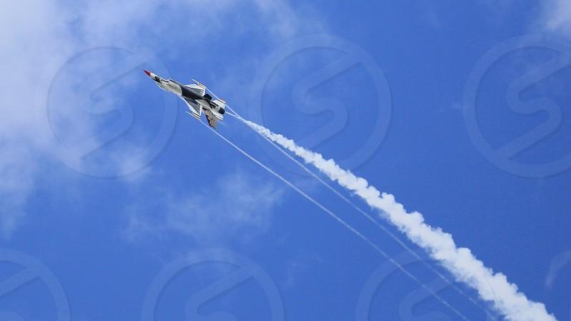 Thunderbirds Display Team photo