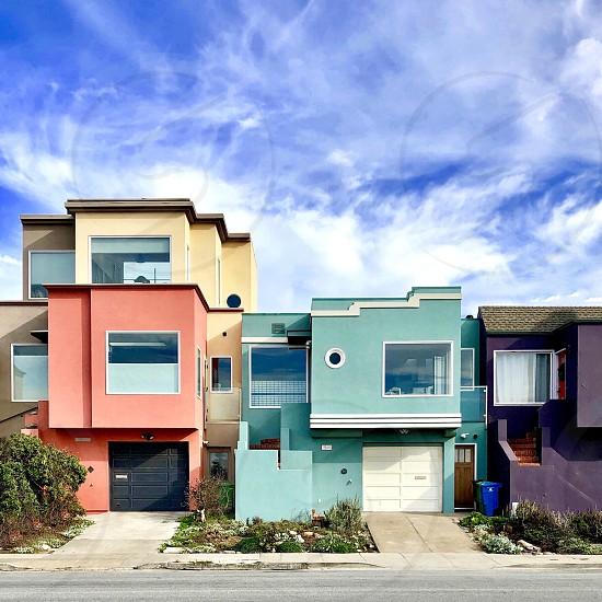 Houses photo