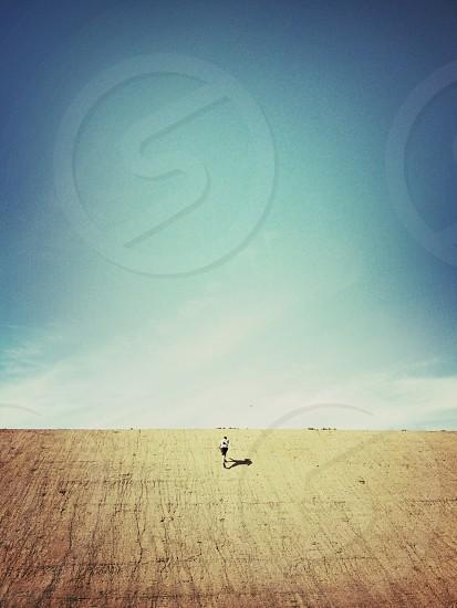 man running photo photo