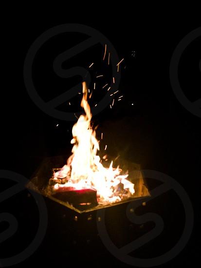 Firelight  photo