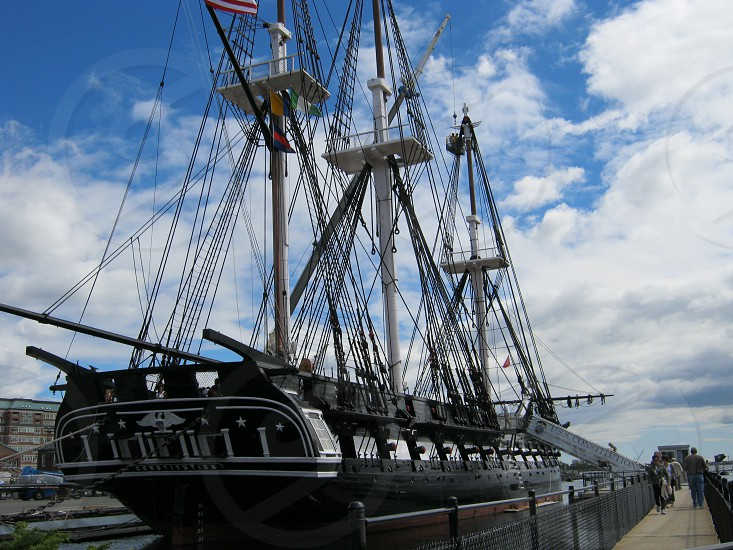 USS Constitution Museum Boston  photo