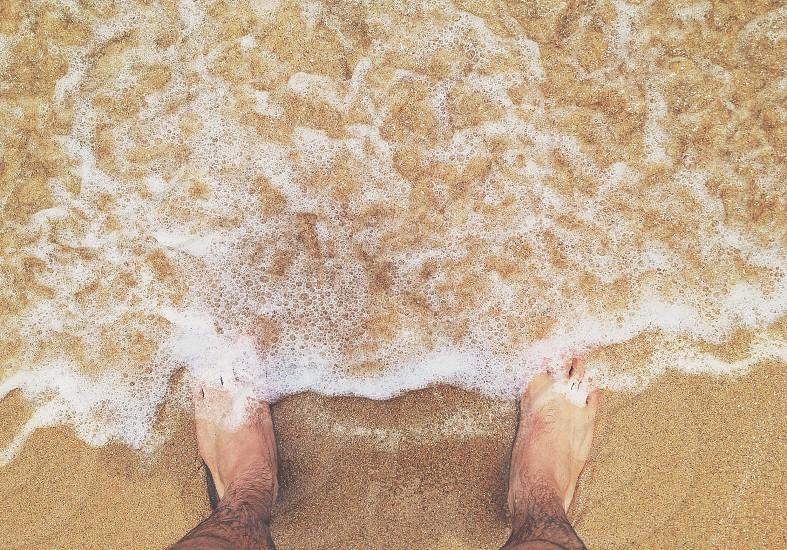 human feet photo