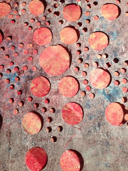 Circles and circles and circles. photo