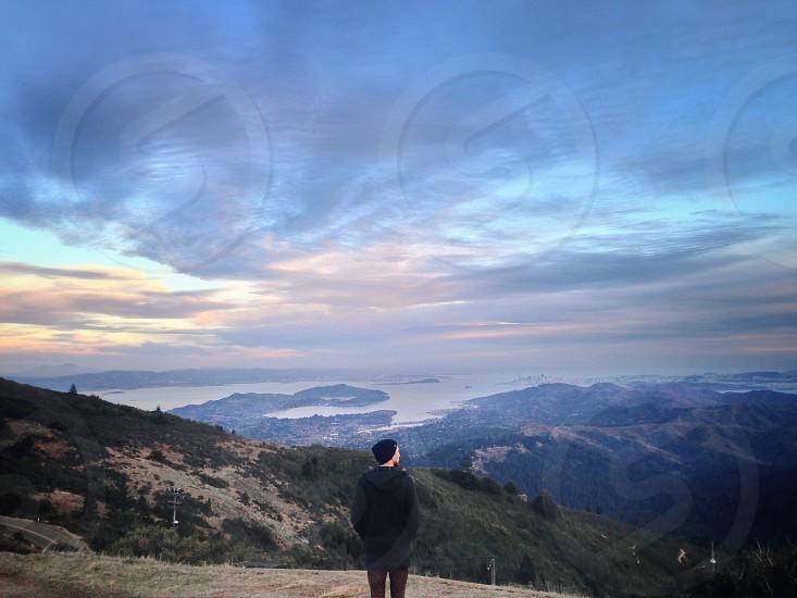 Mount Tamalpais CA.  photo