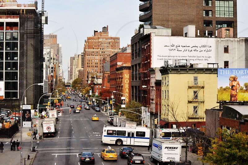 Chelsea Highline Park NYC  photo