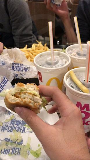 McDonald's is Delicious. photo