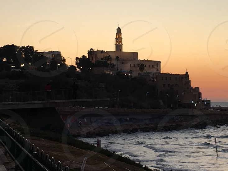 Yafo Port Israel photo