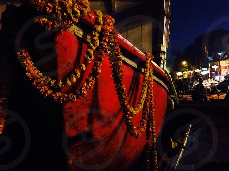 Ganga Riverbank photo