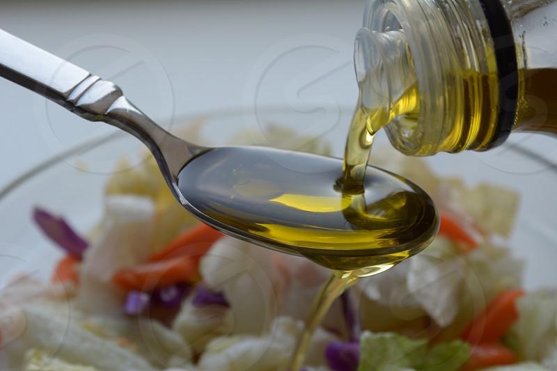 Olive Oil Pour photo