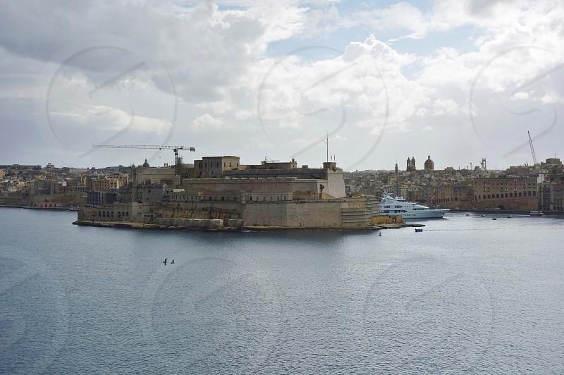 Fort Saint Angelo Valletta Malta photo