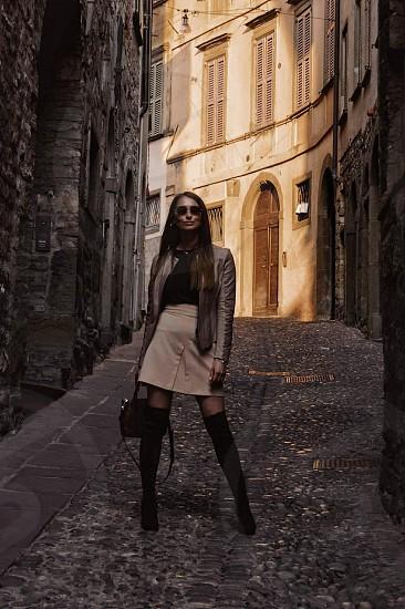 autumn fashion photo
