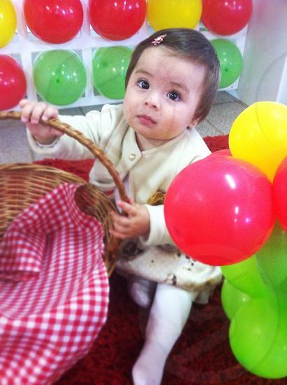 Kid cute photo