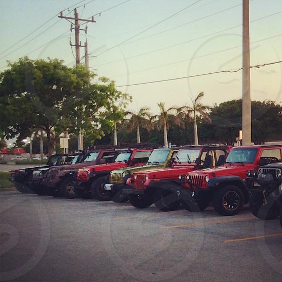 Jeep Brigade photo