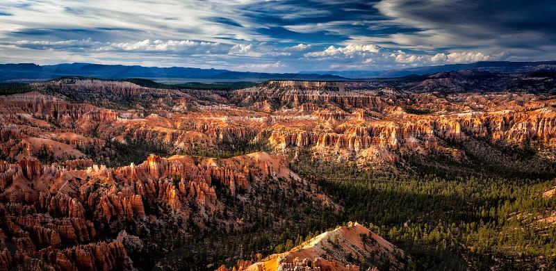 Bryce Canyon National Park. photo