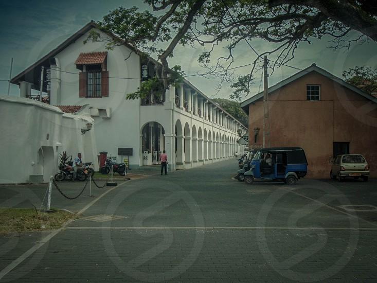 #street #travel #Srilanka #Galle #Galle #dutch #fort photo