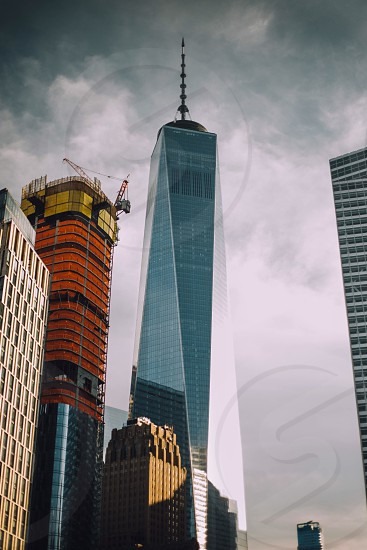 The freedom tower NYC photo
