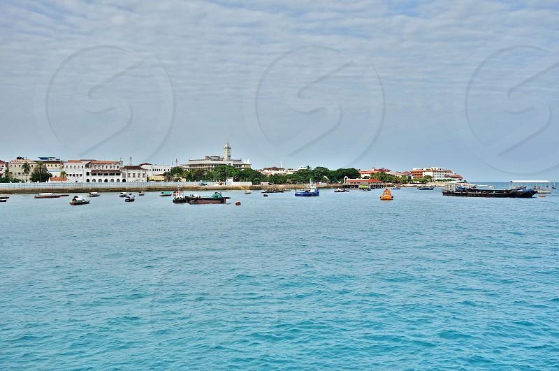 Zanzibar City in Tanzania photo