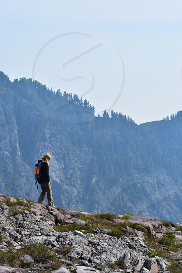Hiking the Mountaintops photo
