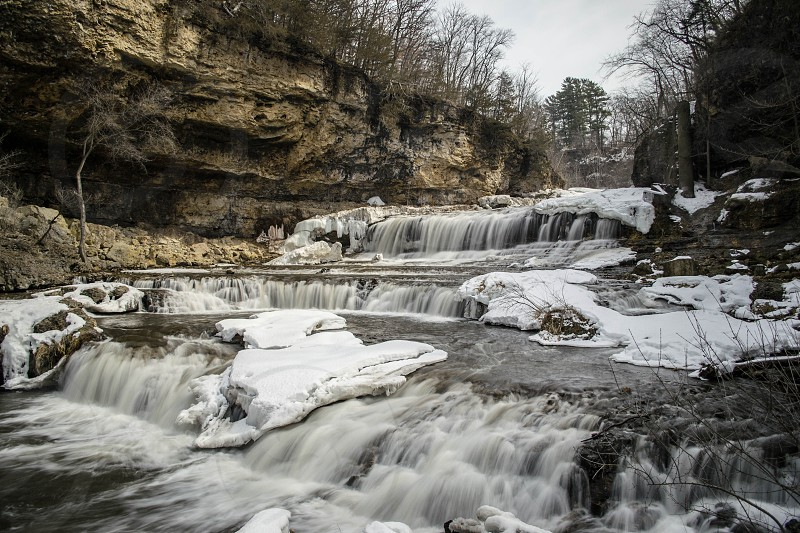 Willow River State Park Wisconsin photo
