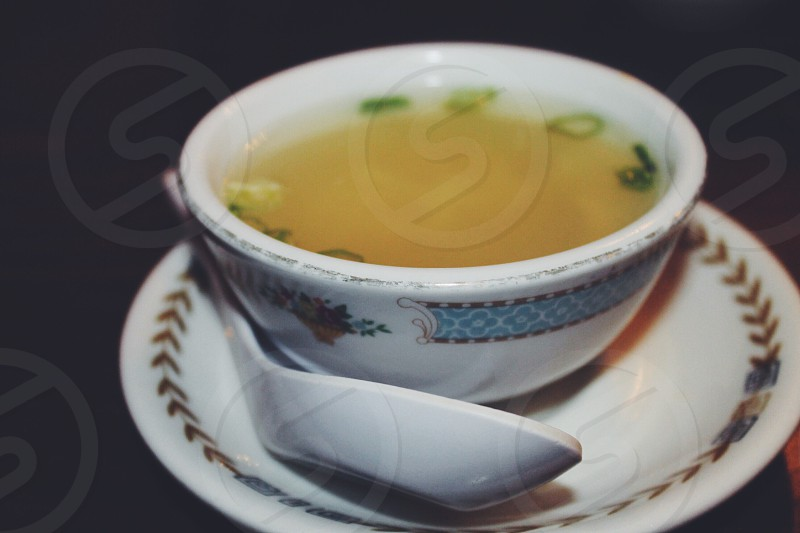miso soup photo