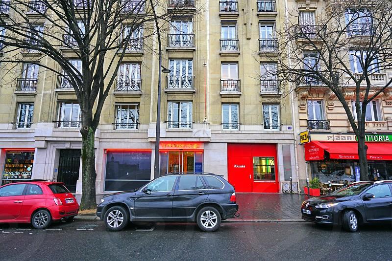 La Maison Rouge in Paris France photo