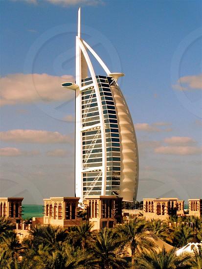 Burj-Al-Arab Hotel Dubai UAE photo