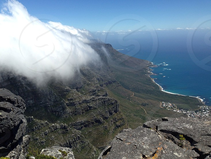 Table mountain South Africa photo