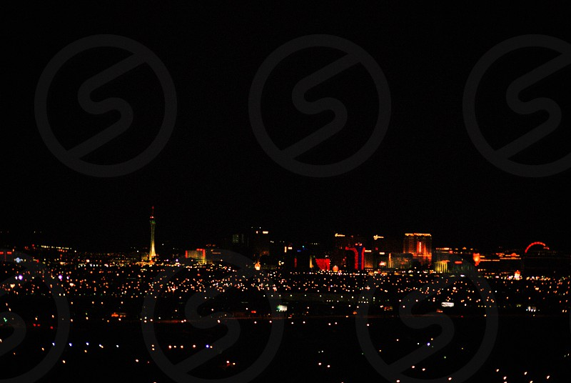 Other side of Las Vegas  photo