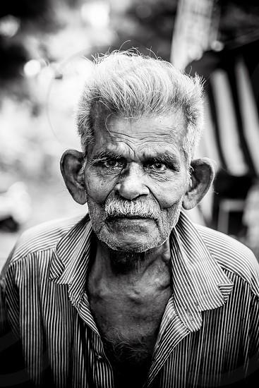 Srilankan Man photo