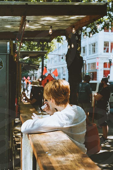 Eat street photo