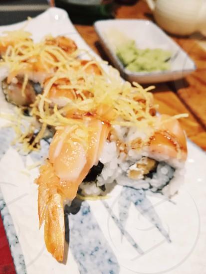 Making sushi is an art and experience is everything (Nobu Matsuhisa) photo