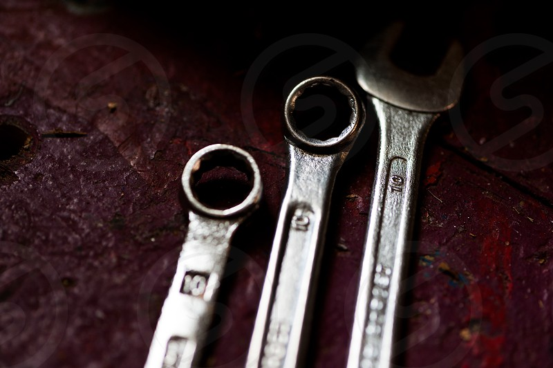 Wrenches photo