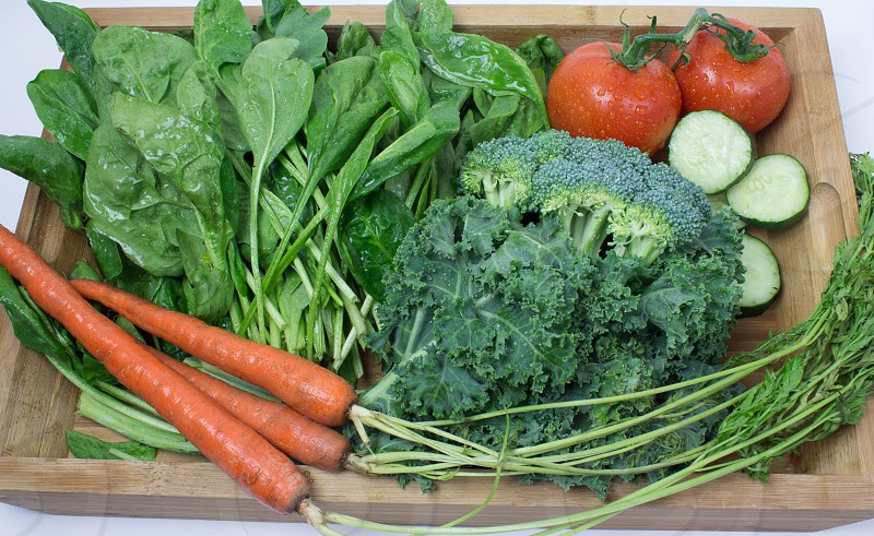 Healthy Vegetables Greens photo
