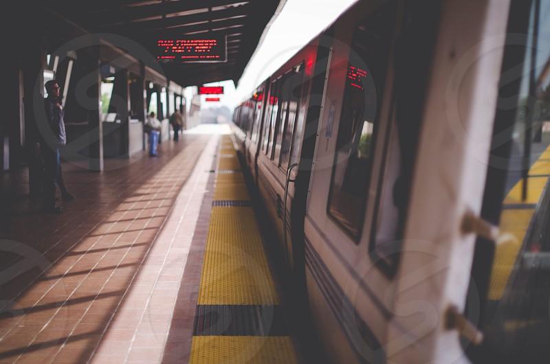 train station photo