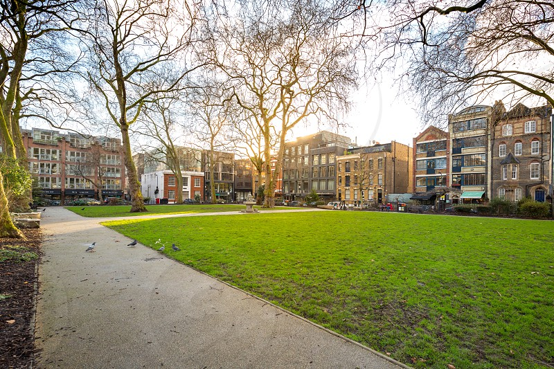 Hoxton Square London photo