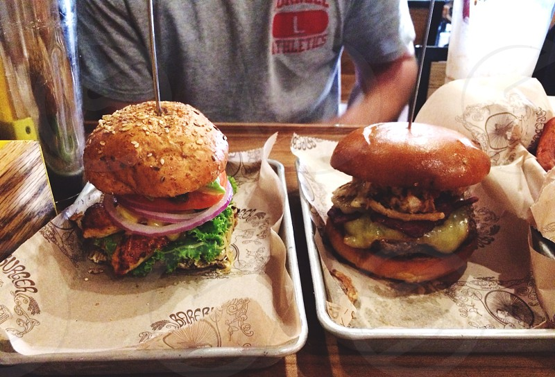 Burger joint in nyc photo