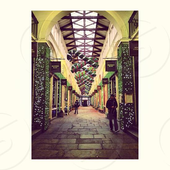Covent Garden - London photo
