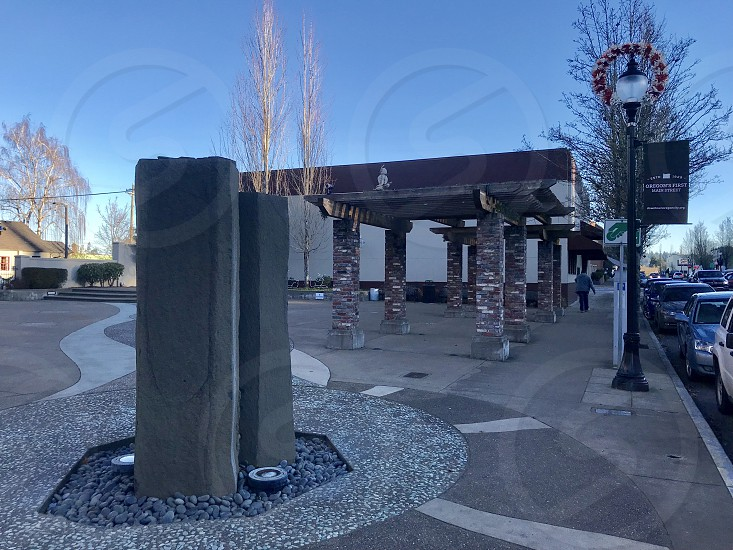 Oregon City Oregon downtown photo