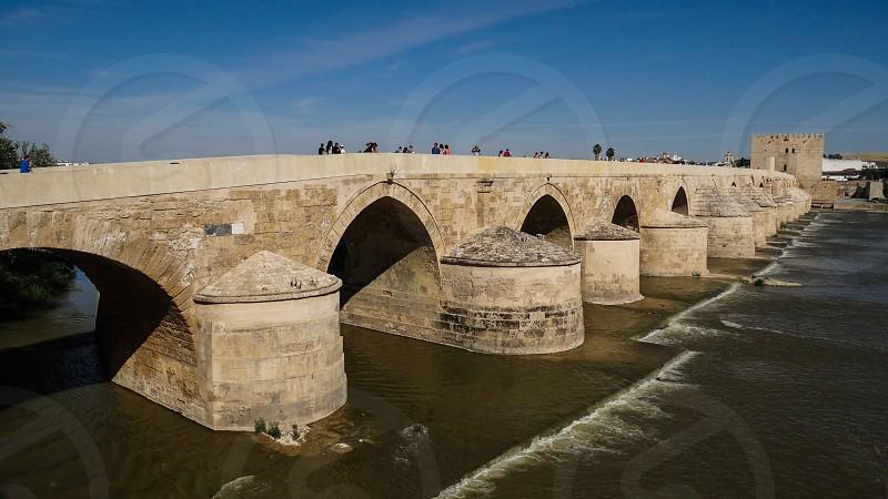 Roman Bridge of Córdoba photo