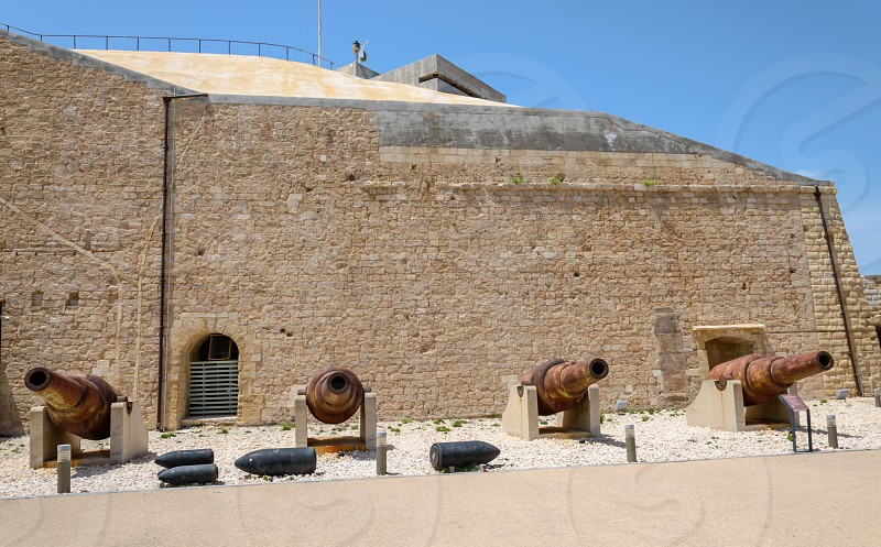 Fort Saint Elmo - Valletta photo